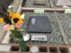 ペット個別墓地